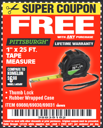 25% off Harbor Freight Coupons Promo Code – CouponShy