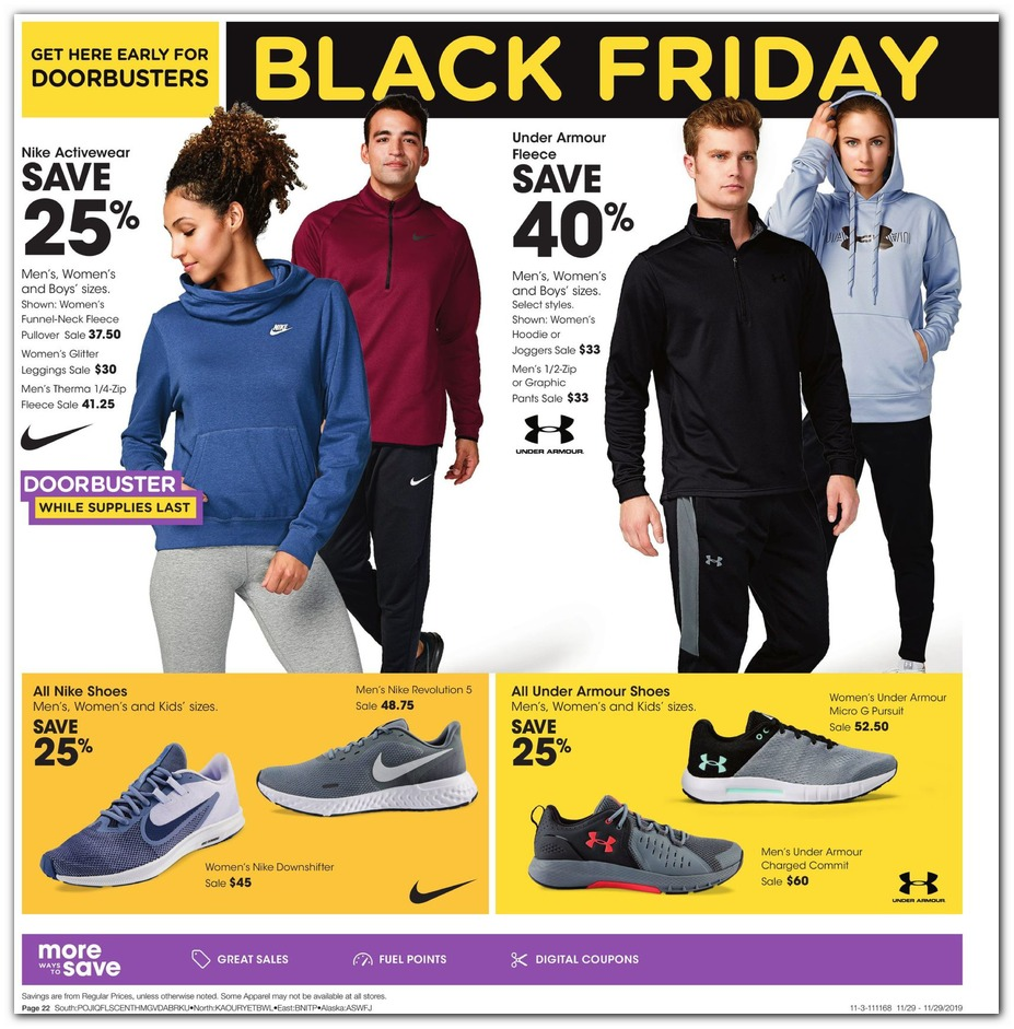 Fred Meyer Black Friday Ads Sales Doorbusters And Deals