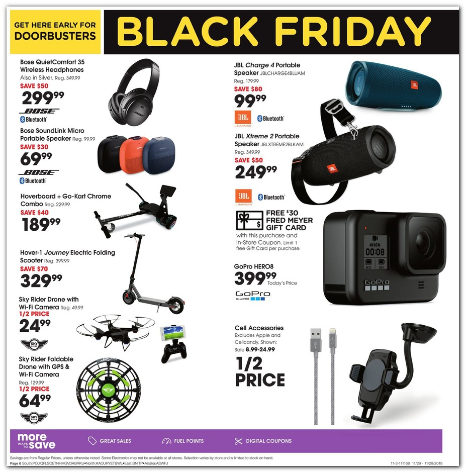 Astounding Fred Meyer Black Friday Ads Sales Doorbusters And Deals Inzonedesignstudio Interior Chair Design Inzonedesignstudiocom