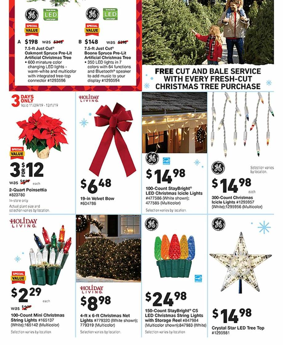 Lowes Black Friday Ads Sales Deals Doorbusters 2019