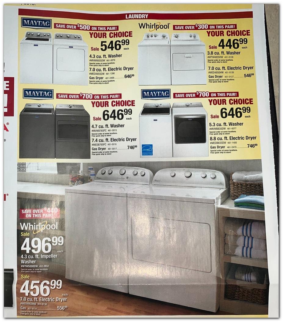 Menards Black Friday Ads Sales Deals Doorbusters 2019