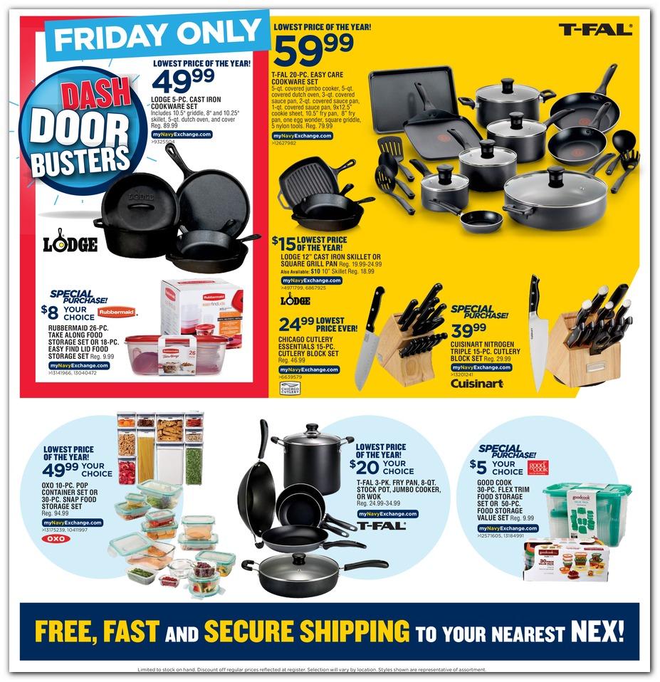 Navy Exchange Black Friday Ads Sales Doorbusters And
