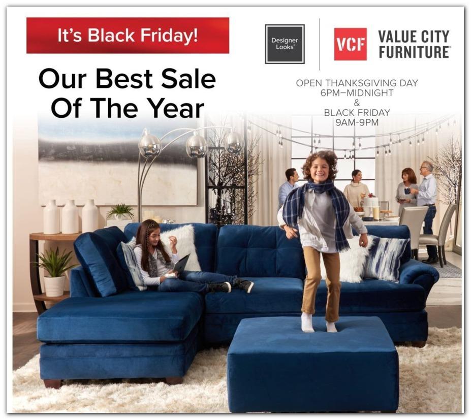 Value City Furniture Black Friday Ads, Furniture Black Friday Specials