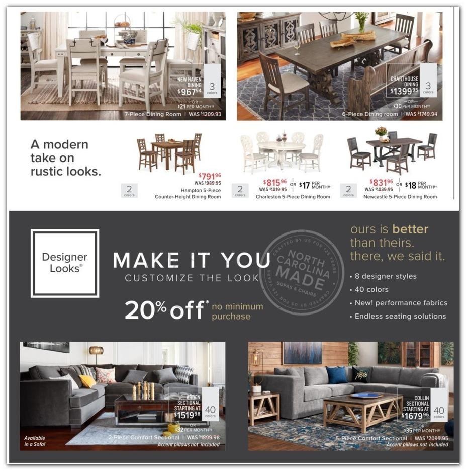 Value City Furniture Black Friday Ads Sales Deals 2019